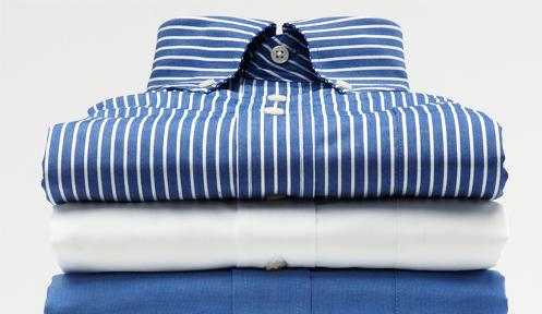 Custom Shirt fitting