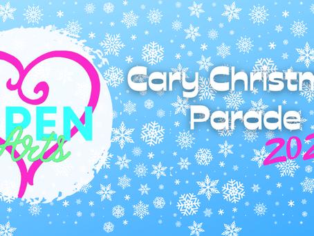 2021 Cary Christmas Parade