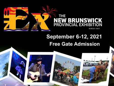 The NBEX is Back September 6-12!