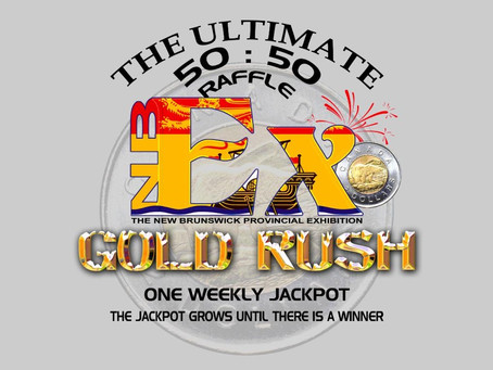 NBEX Gold Rush Jackpot is $75,000!