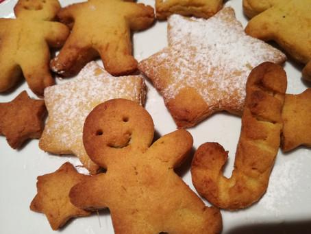 Tempo di zenzero: biscotti al profumo di limone e zenzero