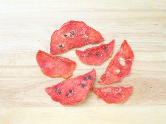 Dried watermelon