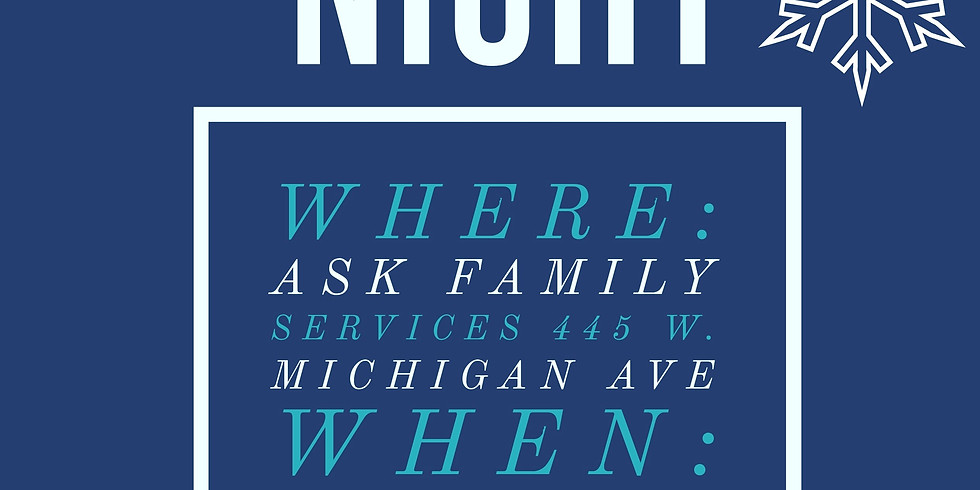 Family Night-Youth Peer Support Services Only