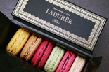 The first patisserie Laduree has opened in Moscow