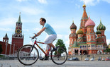 Moscow city bike rental begin work in April