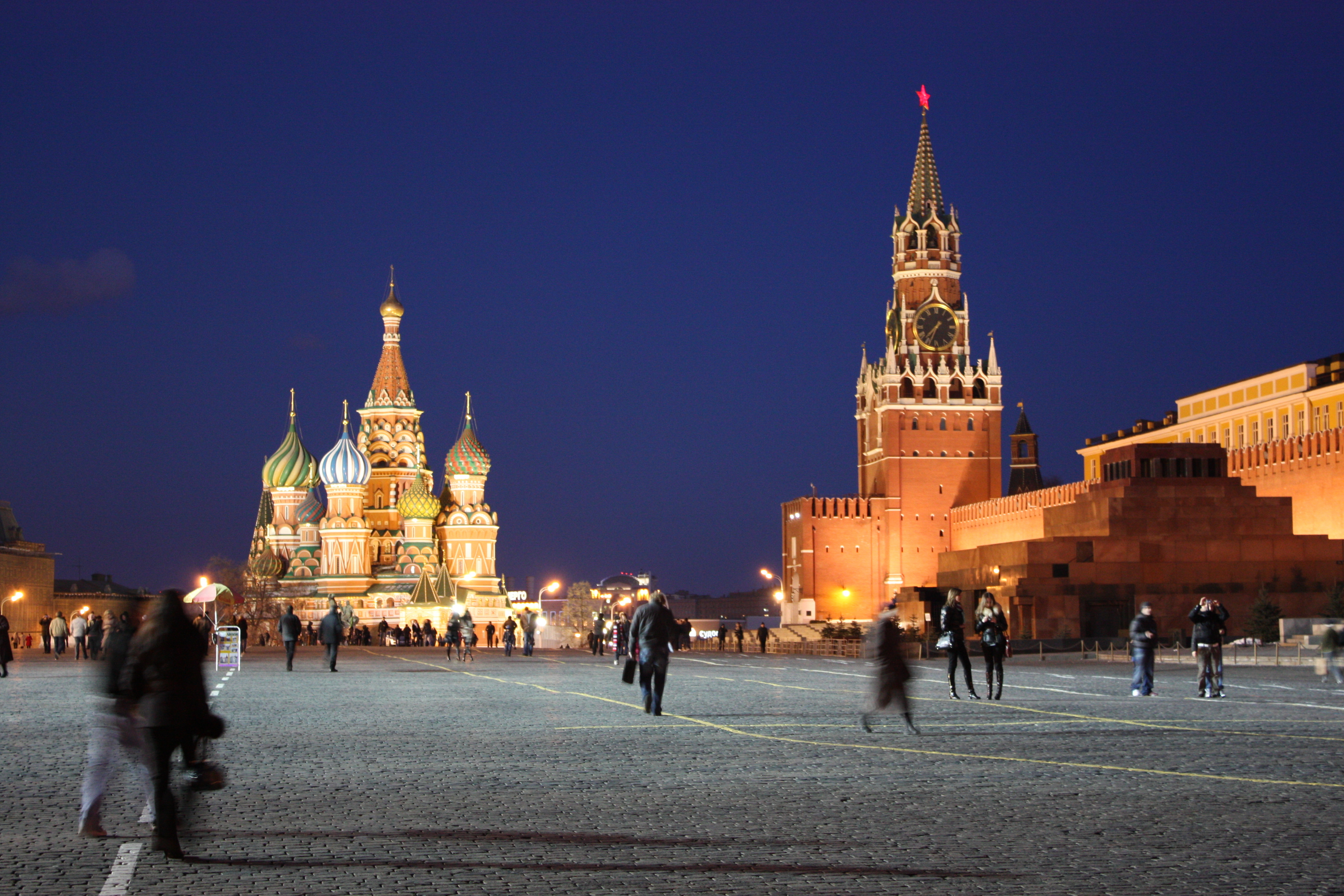 World___Russia_The_street_in_moscow_048338_