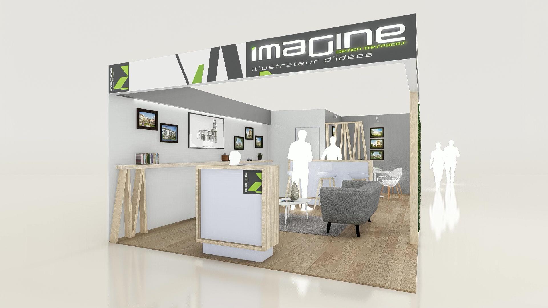 Film Promotionnel © Imagine Design d'Espaces