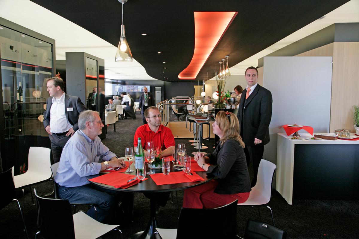 Restaurant pavillon Haulotte © IbooStudio