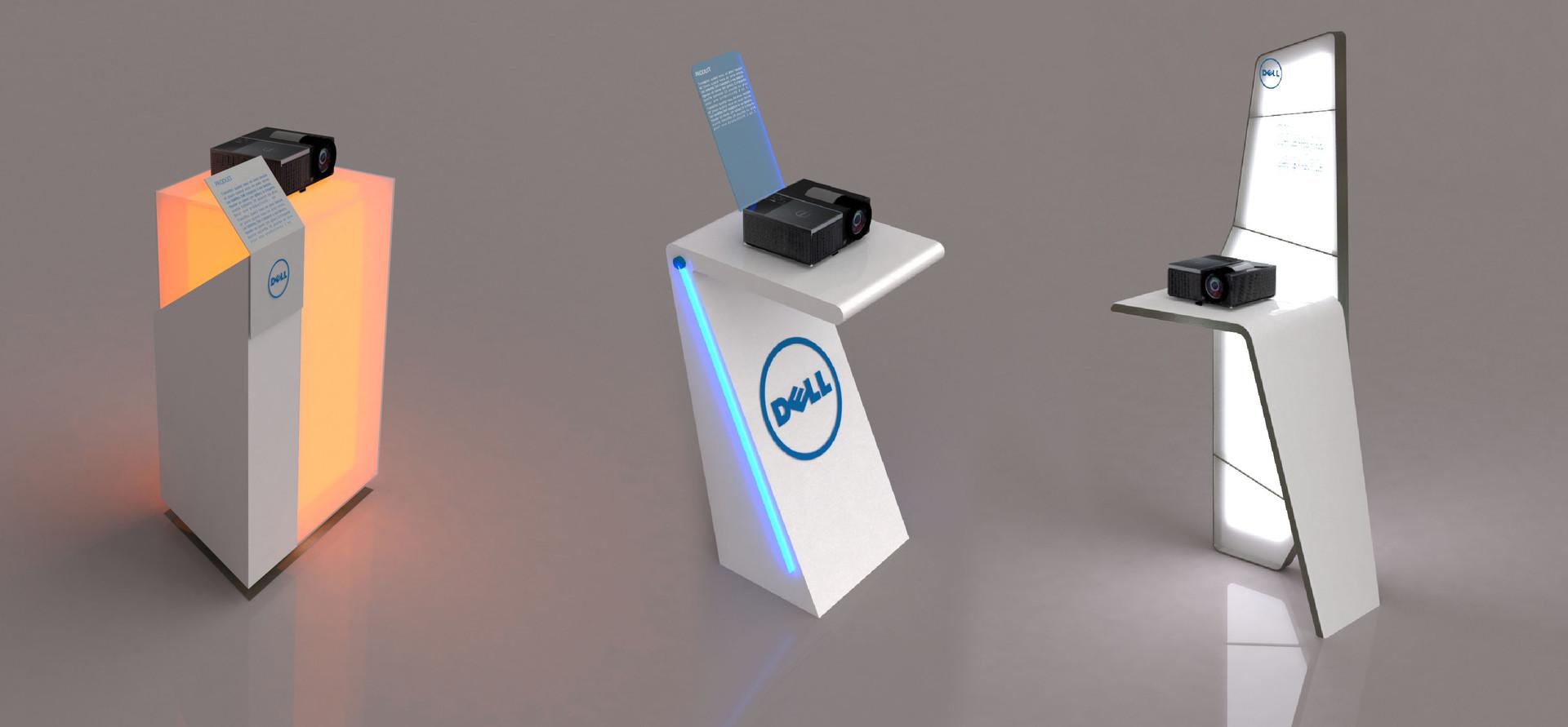 Etude plot de présentation Dell © Aplusb