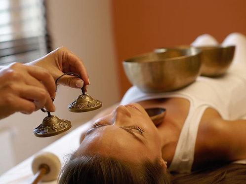 Massage aux bolsTibétains