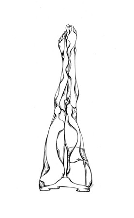 Man Ray Legs