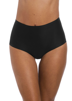 Smoothease Black Invisible Stretch F
