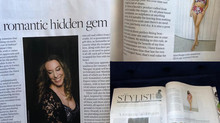 Le Boudoir Lingerie Article in Devon Life