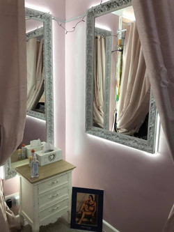 New Boudoir Changing Room