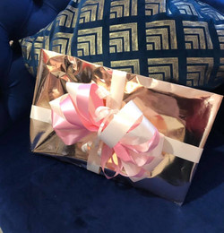 Gift Wrapping and Vouchers Available