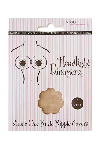 Disposable Headlight Dimmers