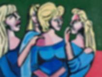 Women in blue, oil on canvas, 80x60.jpg