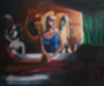 Naturopathy, Oil on canvas 170x140.jpg