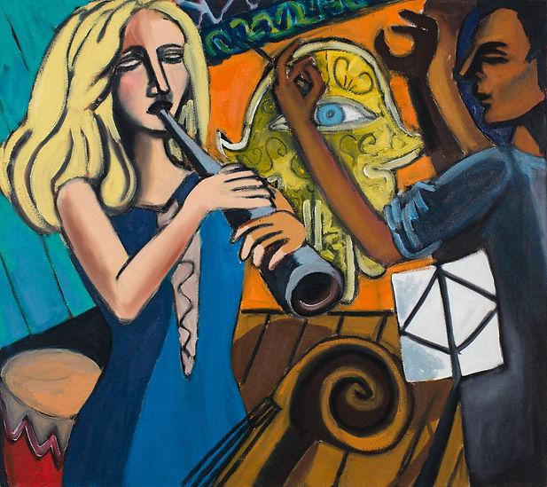 Shabazi sounds oil on canvas 80x90.jpg