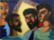 Men in black, oil on canvas 60x80..jpg