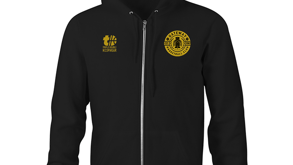 Gateway Club Zipper Hoodie