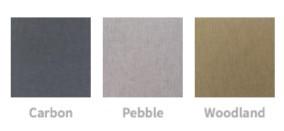 Light grey, dark grey and light brown cotton