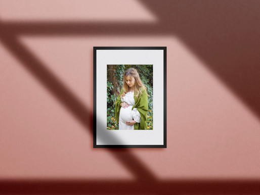 Why display your Family photographs?
