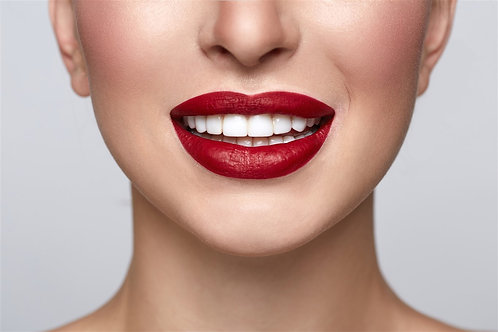 Teeth Whitening + Deep Cleaning + Laser hair Removal ( Small Area)