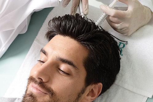 PRP + Biotin (Hair)