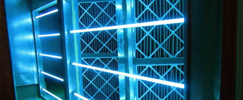 Air Purifier Installation