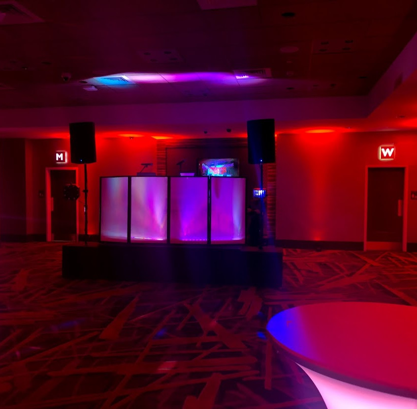 Stranger Things theme party at the ballroom inside Resorts World Casino, Monticello, NY
