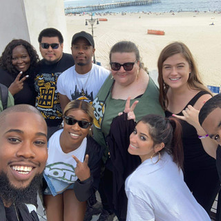 Good times at Da Reggae & Soca Tip concert at Coney Island!