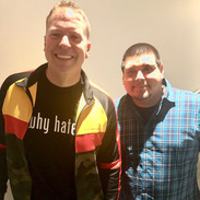 Got to meet the actor and comedian Gary Owen