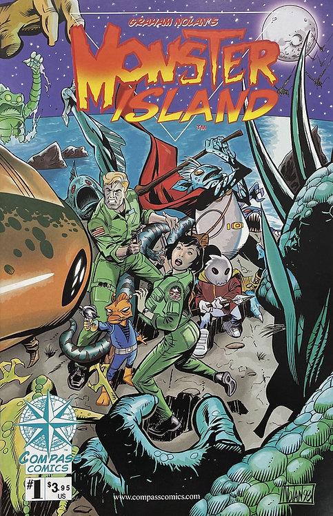 Monster Island (1998)