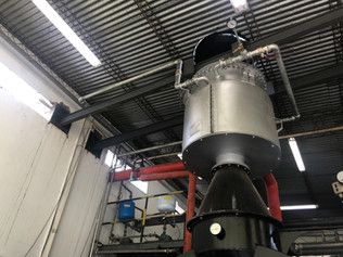 Industrial waste heat recovery