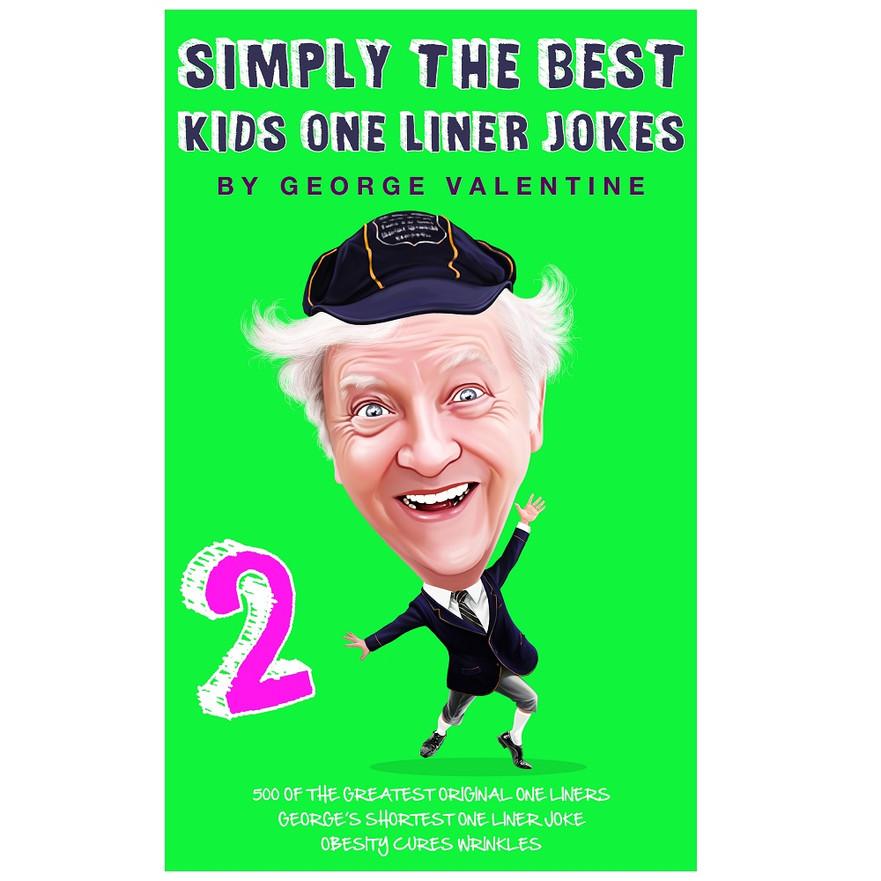 Simply the Best Kids One Liner Jokes 2