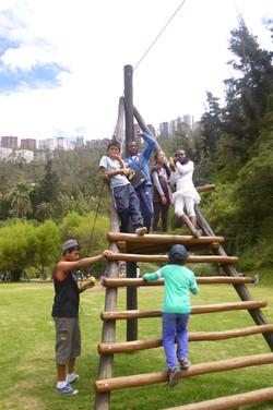 Salida al parque Metropolitano