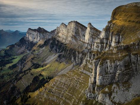 Schweiz, Churfirsten