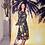 Thumbnail: שמלת פרחים גוצי בגזרת שמש