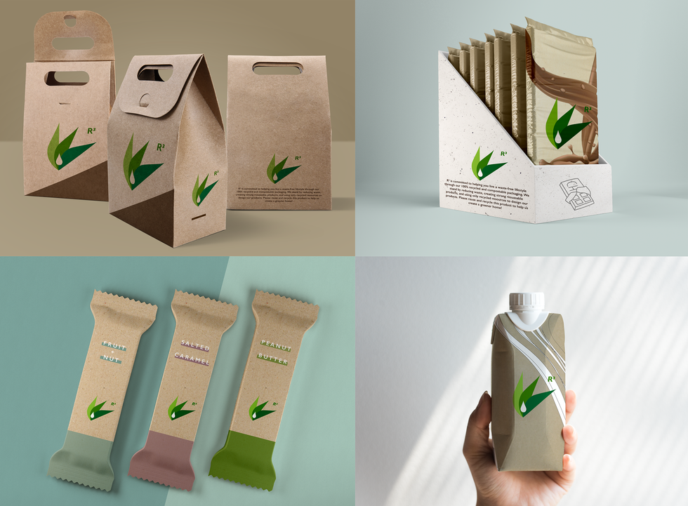 R Cubed Packaging Co_