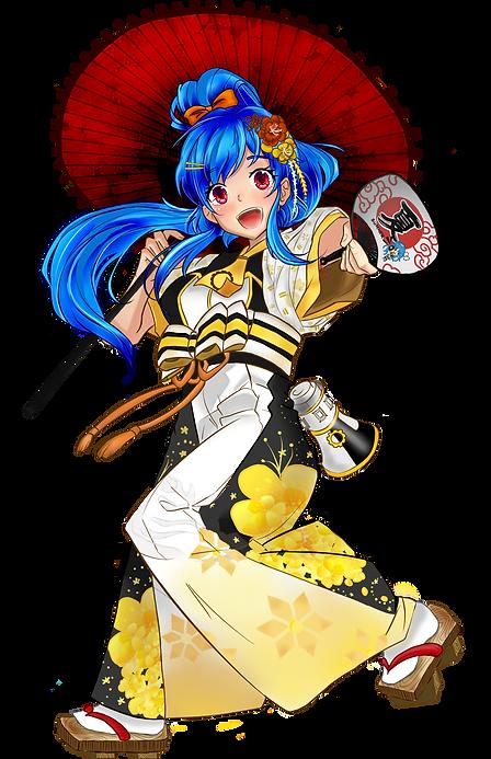 Anime Revolution Mascot Redesign