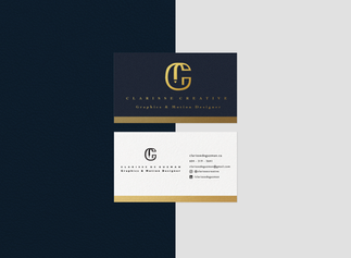 Clarisse De Guzman Business Card