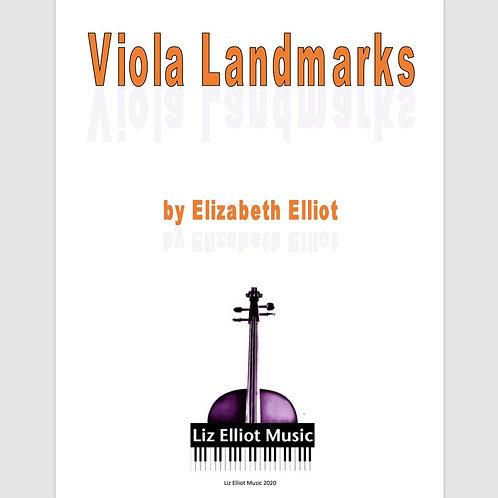 Viola Landmarks