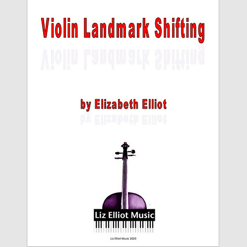 Violin Landmark Shifting
