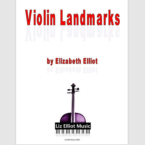 Violin Landmarks