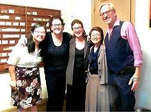 Joyce, Me, Barbara, Isumi, David.jpg