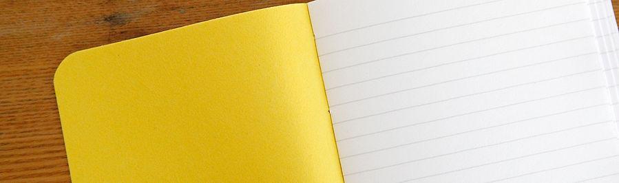 vintage fabric handmade notebook