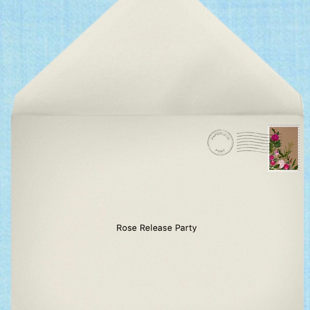Rose Release Party