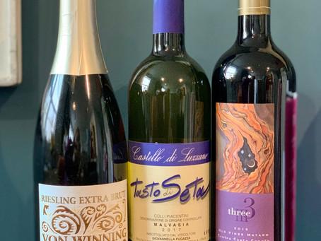 January Wine Club