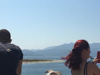 Thassos: Charme, selvtillid og lækkert hav!